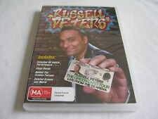 Russell Peters - The Green Card Tour - Live O2 Arena - New Sealed DVD - Region 4