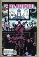 Deadpool #15-2009-vf/nm 9.0 Daniel Way Marvel 1st Standard Cover