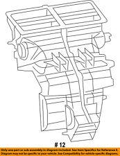 Jeep CHRYSLER OEM Grand Cherokee Evaporator Heater-Distribution Box 68020233AB