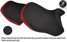 DSG2 D RED GRIP VINYL CUSTOM FOR BMW R 1100 1150 RT 94-06 FRONT REAR SEAT COVER