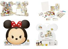 New listing Tsum Tsum Disney Deluxe Minnie Design Playset Age 4+ Toy Play Mickey Mouse Craft
