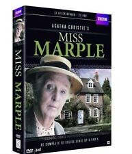 MISS MARPLE - COMPLETE COLLECTION BOX SET JOAN HICKSON BBC New UK REGION 2 DVD