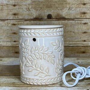 Sonoma Scented Wax Cube Warmer Electric White Loose