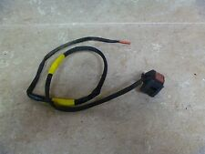 Yamaha 125 YZ125 YZ 125 Used Stop Kill Switch 1986 #YB4