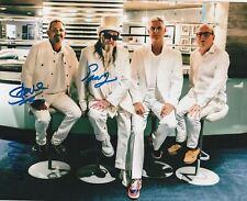 * MODERN ENGLISH * signed autographed 8x10 photo * GARY, STEPHEN, MICHAEL * 1