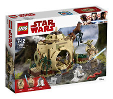 LEGO Star Wars Yoda's Hut 2018