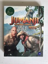 Es Jumanji Welcome to the jungle - 3d + 2d Steelbook-kimchidvd #64 - Brand New