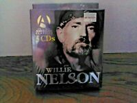 Rare Willie Nelson 3 CDs Original American Classics 2006 Direct Source    CD2252