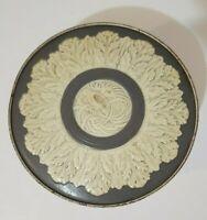 Vintage Paradise FruitCake Tin Wedgewood Ward Baking Co NY Smith Crafted Chicago