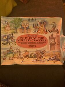 Tom Smith Wade Christmas Crackers , TALES FROM THE NURSERY - 2001 Complete Set