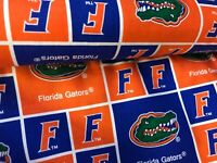 """20"""" Florida Gators   Christmas Tree Skirt made4u quilted Table top Size"""