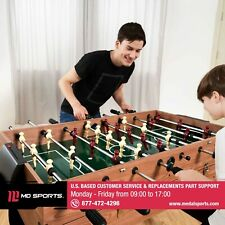"""New listing Air Hockey Pool Billiard Foosball Game Table 48"""" 3-in-1 Accessories Included New"""