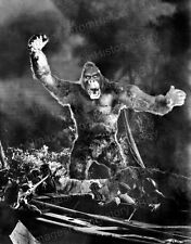 8x10 Print Fay Wray Bruce Cabot King Kong by Ernest Bachrach 1933 #KK1