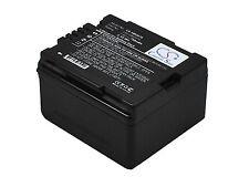 BATTERIA agli ioni di litio per Panasonic VDR-D230 PV-GS90 h68gk H48 PV-GS80 HDC-SD700 NUOVO