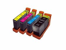 4Pk Lexmark 100XL Ink for S305 Pro805 Pro705 Pro205