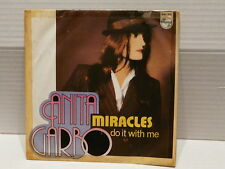 ANITA GARBO Miracles / do it with me 6025201 Pressage ITALIE