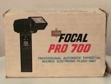 KMART FOCAL PRO 700 Professional Automatic Thyristor Bounce Electronic Flash