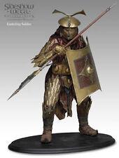 LOTR: Sideshow Weta: EASTERLING statue - RARE (gandalf/lord/rings/sauron)