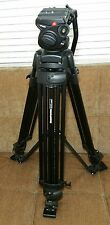 Manfrotto 501HDV Professional Tripod System w/ 525MVB 2-Stage Pro Video Tripod