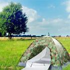 Outdoor Camping 3/4 Person Waterproof Hiking Folding Dome Tent Family Camo New