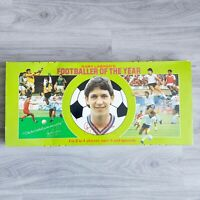 Gary Lineker's Footballer of the Year Vintage Board Game Complete 1987