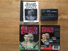 COMMODORE 64 (C64) - ALTERED BEAST - GAME - BOXED