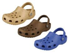 Chaussures bleues en synthétique Crocs pour garçon de 2 à 16 ans