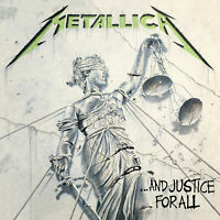 ...And Justice For All Remastered Dlx Edit - Metallica 3 CD Set Sealed ! New !