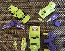 Vintage 1985 G1 Transformers CONSTRUCTICONs - Lot of (3)