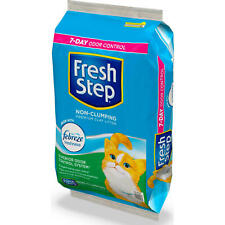 New listing Fresh Step Non-Clumping Premium Cat Litter with Febreze Freshness, Scented (40 l
