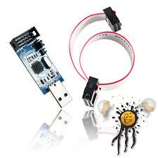 ATMEL AVR USB ISP USB ASP Programmer ATMega8 ATMega88 SPI ATTiny Classic CAN PWN