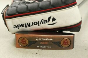 """TaylorMade TP Black Copper Collection Juno 35"""" Putter Right Steel # 124880"""