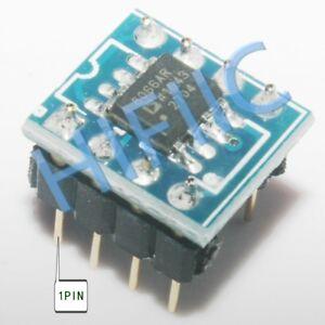 1PCS AD AD8066 AD8066AR 8066AR ON DIP8 adapter