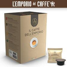 100 Capsule Caffe Dell' Emporio Compatibili Lavazza Firma Miscela Easy Blu