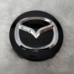 1 Tappo Coprimozzo MAZDA 2 3 5 6 MX5 MPV CX 7 9 RX8 Borchie Cerchi in Lega 56mm