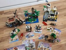 Lego Pirates collection - 9 sets (6276, 6271, 6270,6261,6263,6259,6266, 6257)