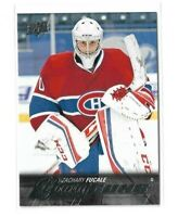 2015-16 UPPER DECK #461 ZACHARY FUCALE YG RC UD YOUNG GUNS ROOKIE CANADIENS