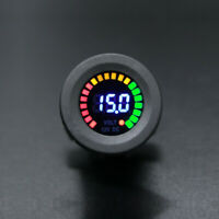 Waterproof 12V LED Car Van Boat Marine Voltmeter Voltage Meter Battery Gauge ch