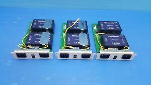 RED-C 1U MB 220V MAIN V1 PCB ( LOT OF 3 )