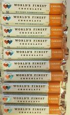 World's Finest Chocolate bars  Caramel