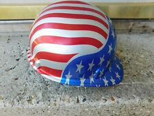 Hardly Used Jackson Stars And Stripes Hard Hat