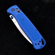 [>Screw Set<] Titanium blue - 10 Screws for Benchmade 535 Bugout (No Knife)