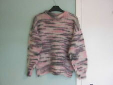 Mohair Blend Casual Vintage Jumpers & Cardigans for Women