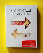 Dire Straits - Alchemy Live DVD & 2CD Deluxe Ltd Edition RARE & SEALED!