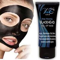 Blackhead Remover Deep Cleansing Acne Peel Black Mud Face Mask VeniCare USA
