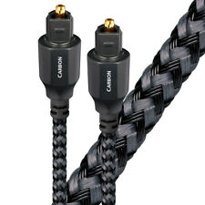 AudioQuest Optilink Carbon Full Size to Full Size Digital Audio Cable (3.0 M)
