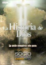 BBC- La Historia De Dios (The Story Of God) La Serie Completa  DVD, NEW