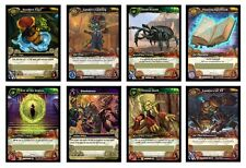 WORLD OF WARCRAFT WOW TCG : 8 LOOT CARD COMBO PACK WITH PET LOOT CARDS!