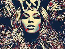 Beyonce A3 260GSM POSTER PRINT