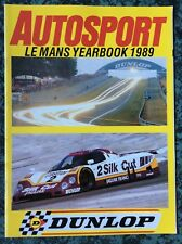 AUTOSPORT LE MANS YEARBOOK 1989 SUPPLEMENT
